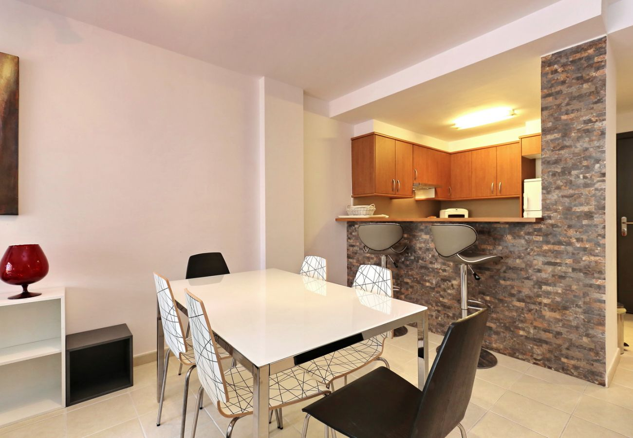 Apartment in Rosas / Roses - TORRE QUIMETA B3 SALATA