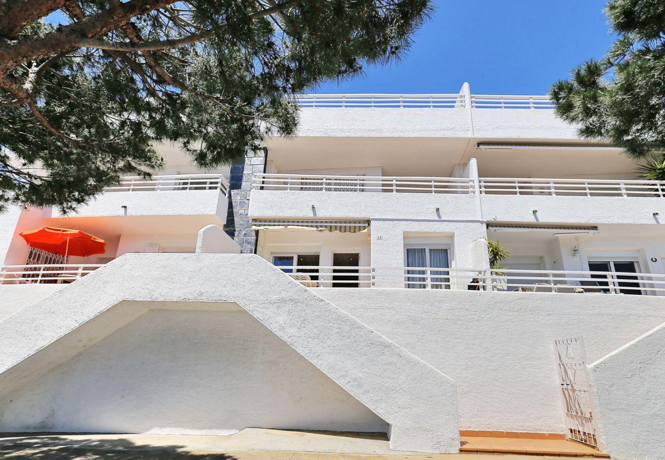 Apartment in Rosas / Roses - NEPTUNO A2 VISTA AL MAR