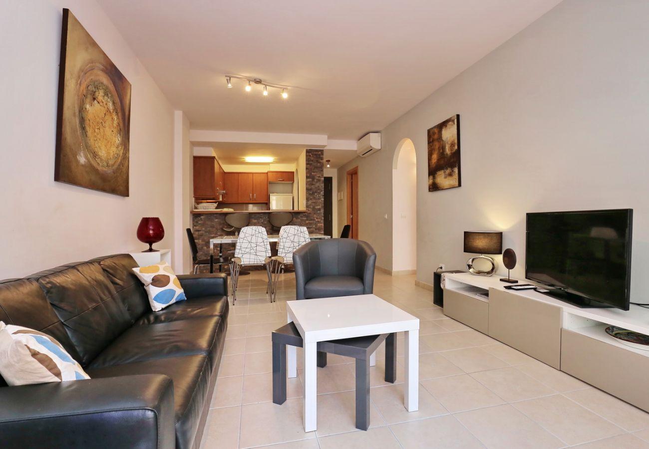 Apartamento en Rosas / Roses - TORRE QUIMETA B3 SALATA
