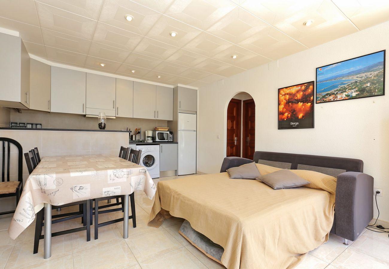 Apartamento en Rosas / Roses - NEPTUNO A2 VISTA AL MAR