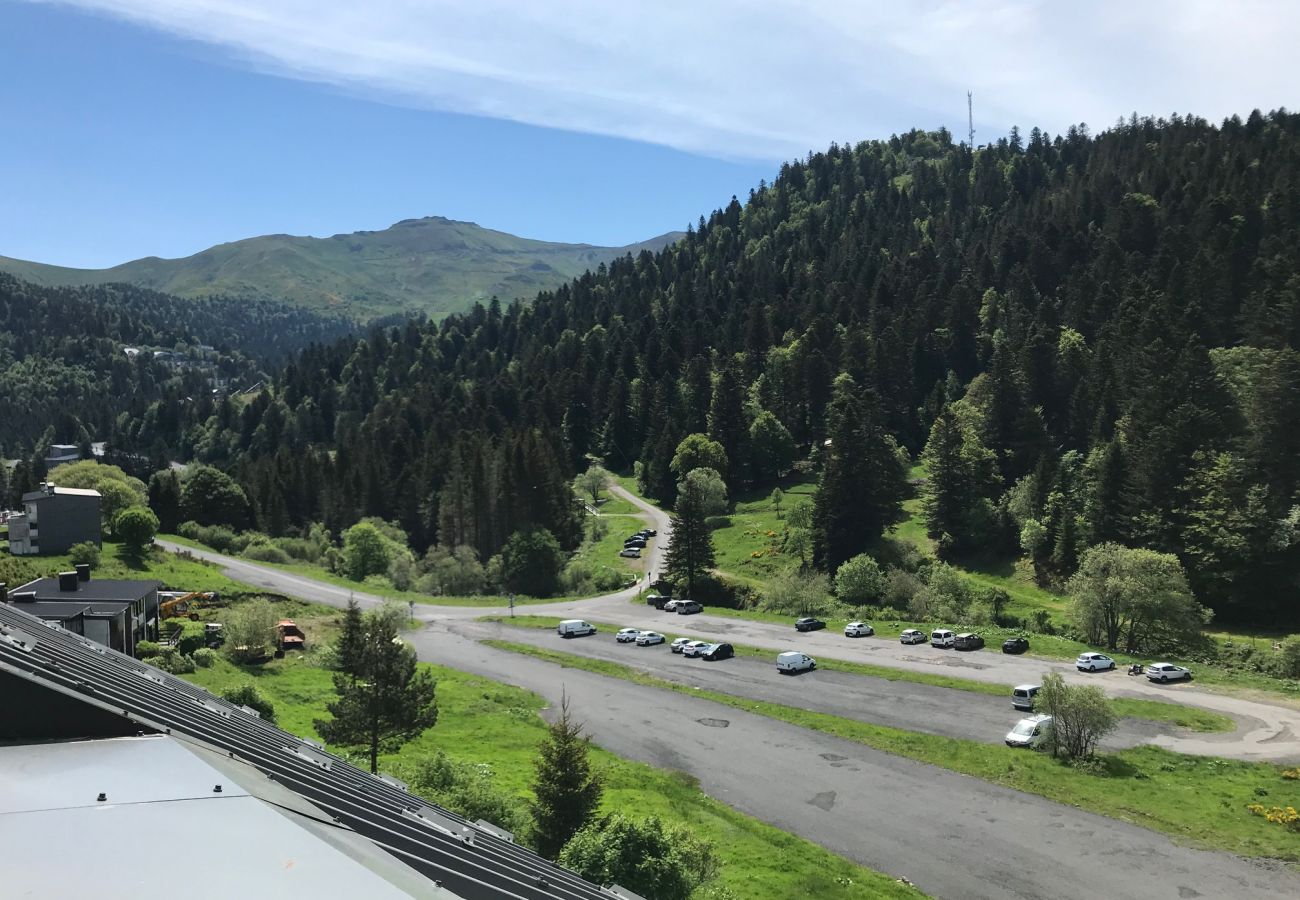 Apartamento en Le Lioran - ALTURA T2 Duplex wifi au pied des montagnes
