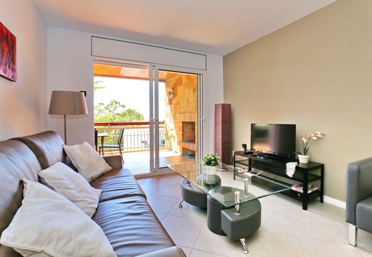 Appartement à Rosas / Roses - CAN PARRAMON PISCINE TENNIS ROSES