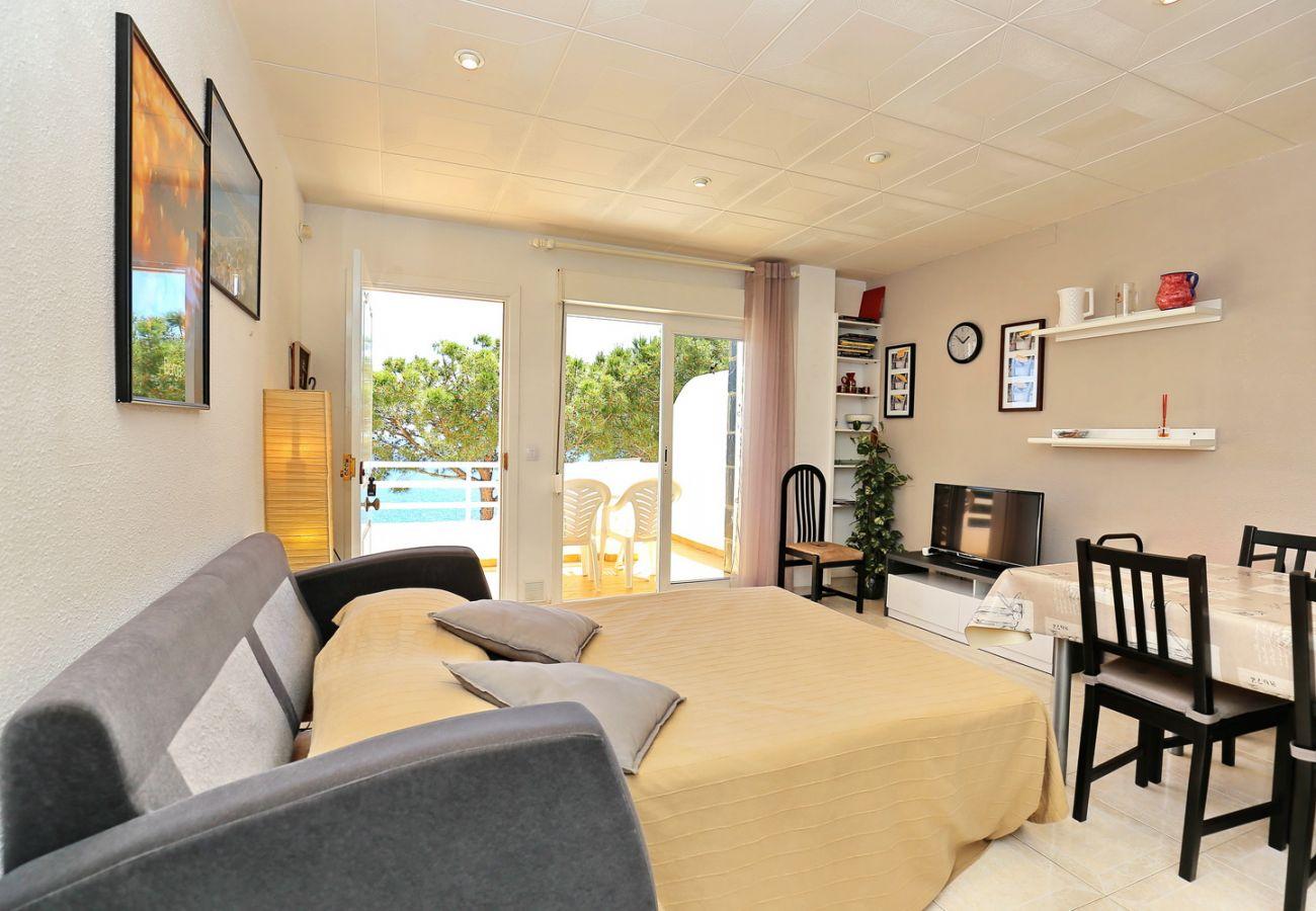 Appartement à Rosas / Roses - NEPTUNO A2 VISTA AL MAR