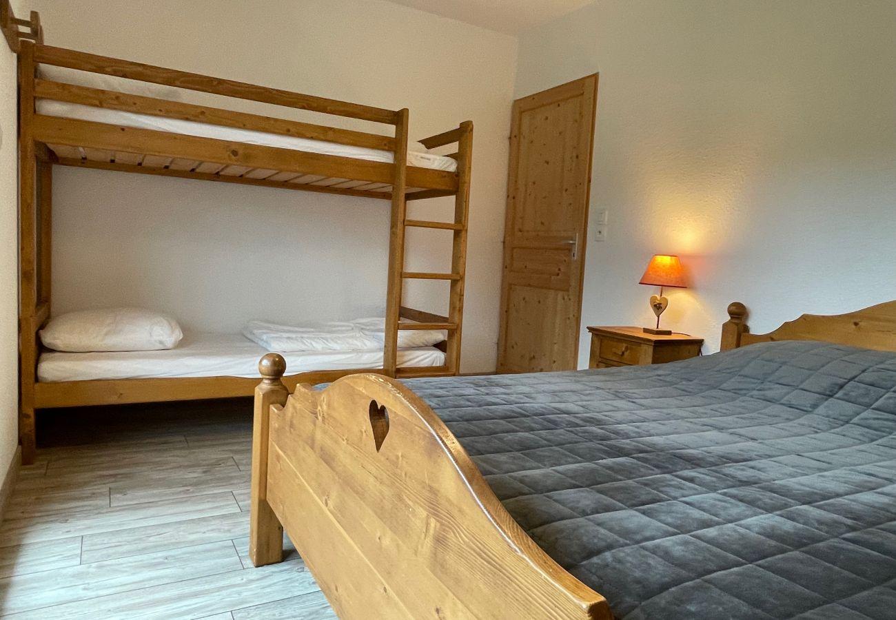 Appartement à Le Lioran - ALTURA T4 neuf, terrasse sud face aux montagnes