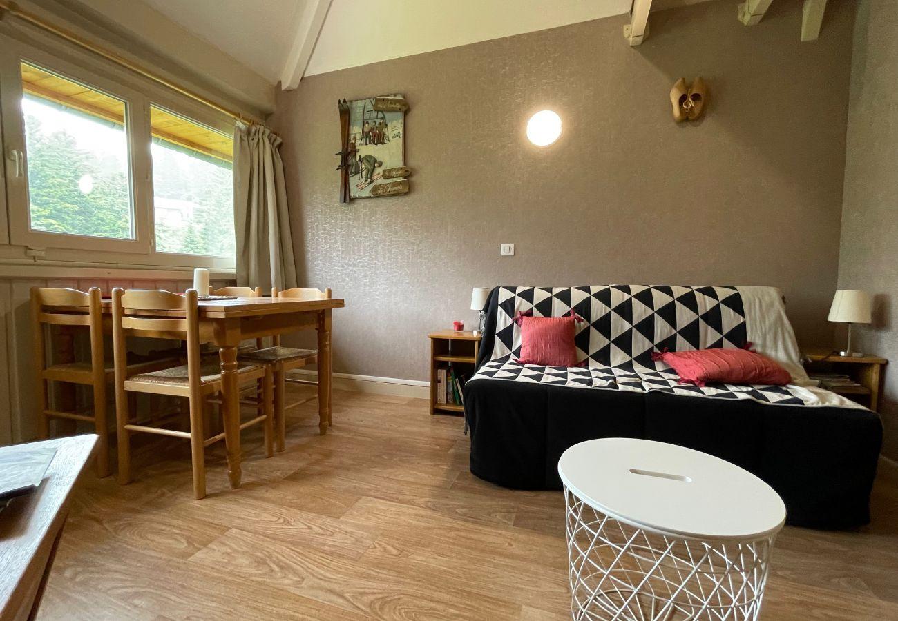 Appartement à Le Lioran - Residence Bec de l'Aigle N°30
