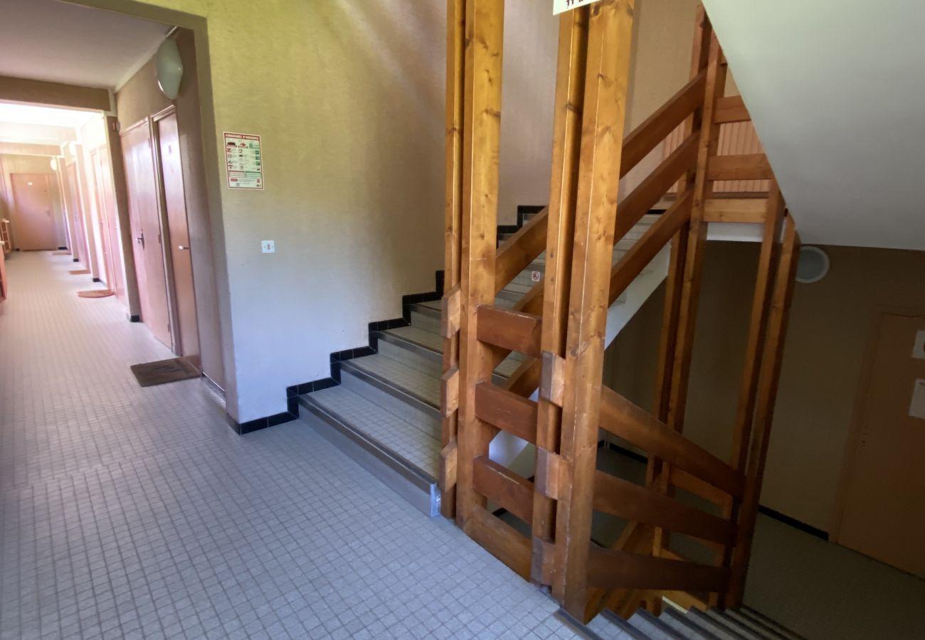 Appartement à Le Lioran - T3 FONT D'ALAGNON RDC