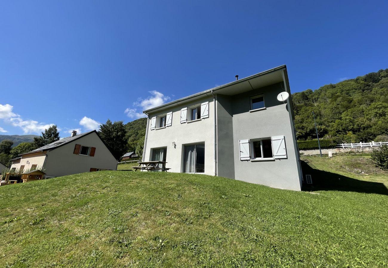 Maison à Laveissière - Maison de la Montagnoune